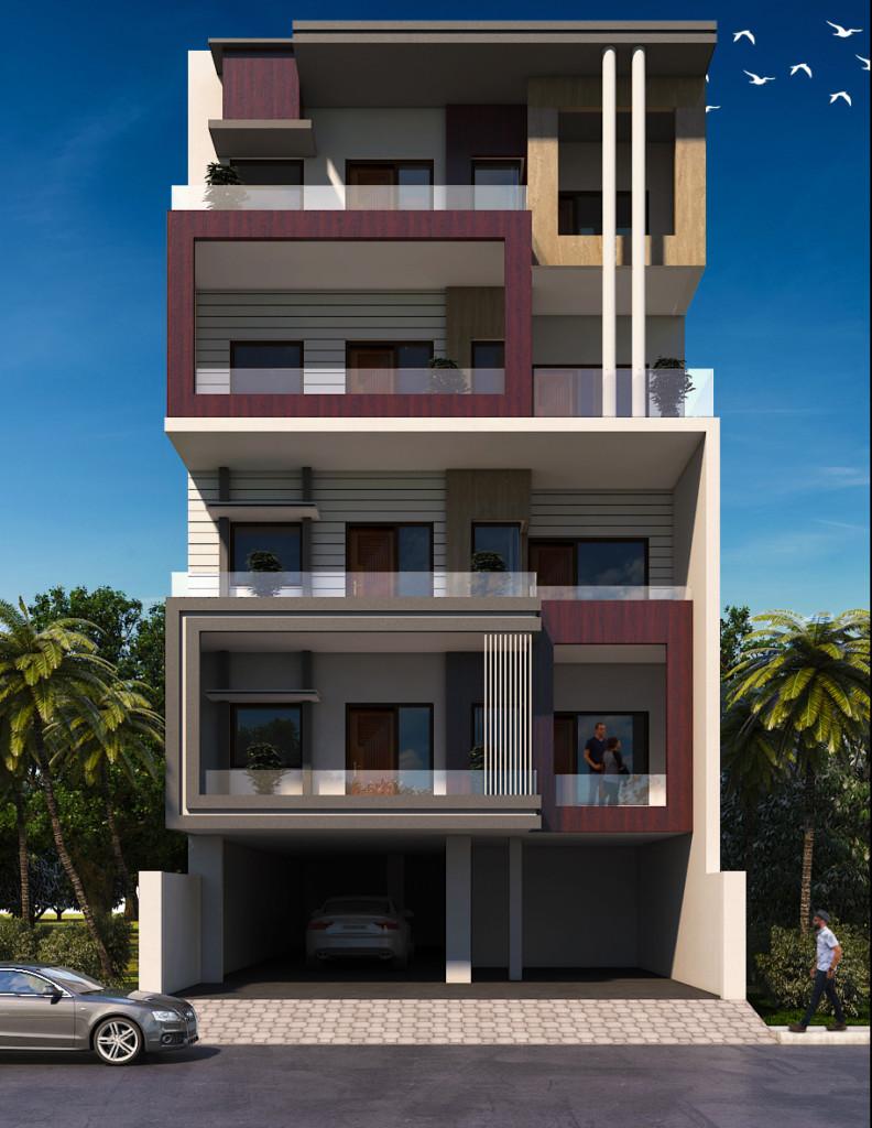 Builder Floor - Virmani Estates